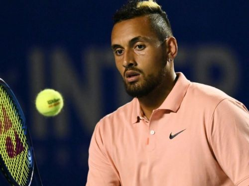 US Open:  Nick Kyrgios renonce à cause du Covid-19