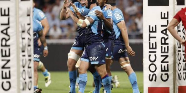 Rugby - Top 14 - Montpellier bat le LOU et rejoint la finale du Top 14