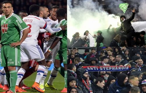 ASSE-OL: Interdiction de supporters adverses, avant-match «aseptisé». L'âme du derby est-elle en danger?
