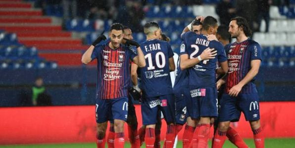 Foot - L1 - 18e j. - Caen bat Toulouse in extremis en match en retard de la 18e journée de Ligue 1