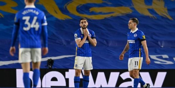 Foot - ANG - Brighton et Everton dos à dos en Premier League