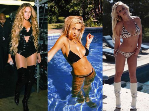 Beyoncé, Rita Ora, Britney Spears. le best-of Instagram de la semaine