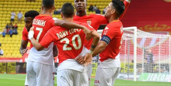 Foot - L1 - Ligue 1:  Monaco se relance face à Caen