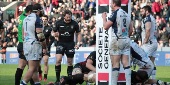 Rugby - Top 14 - Top 14:  Toulouse fait tomber le leader Montpellier