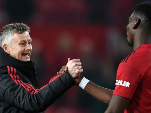 Manchester United, Solskjaer chambre Pogba sur son pénalty