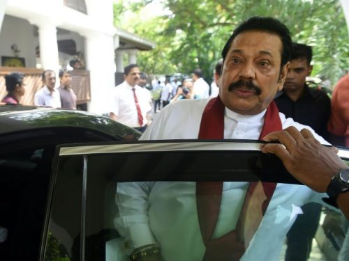Sri Lanka: le Parlement vote une motion de censure contre le Premier ministre