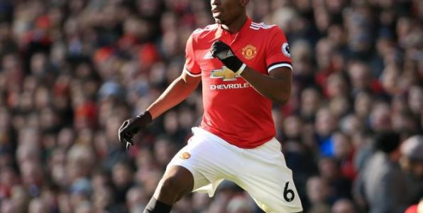 Foot - ANG - MU - Manchester United:  Paul Pogba et Anthony Martial titulaires à Bournemouth