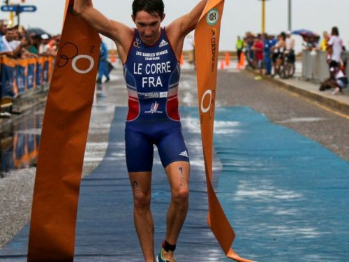 Triathlon - Championnats d'Europe :  Le Corre devient champion d'Europe !