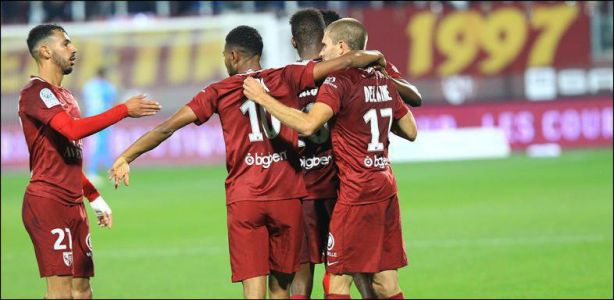 Football/Ligue 2 - Le derby Metz-Nancy du 21 décembre reporté