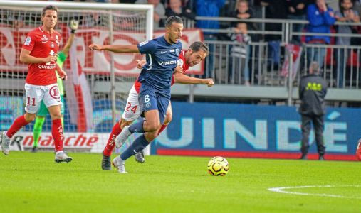 Ligue 2:  la «bonne performance» du Paris FC contre Brest