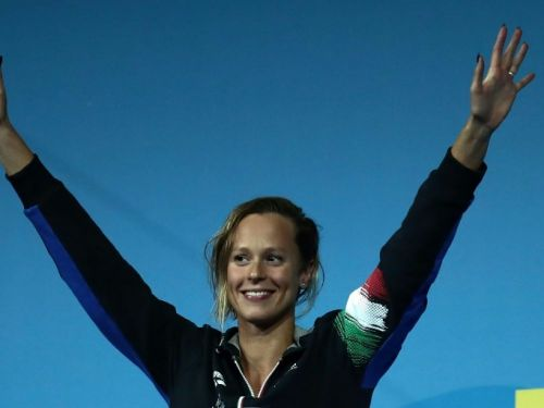 Natation: Federica Pellegrini ambassadrice de l'International Swimming League
