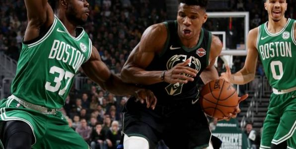 Basket - NBA - NBA:  Milwaukee reprend par une victoire face à Boston