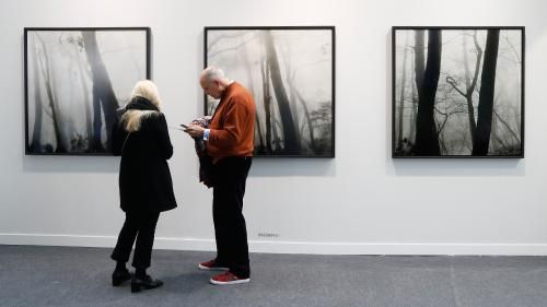 Paris Photo, grand rendez-vous annuel de la photo d'art, annule sa 24e édition à cause de la pandémie