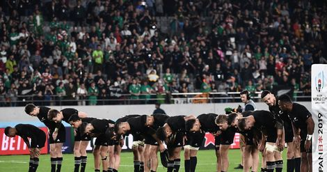 Mondial de rugby: All Blacks, la démonstration de force