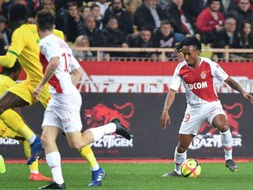 Ligue 1: Monaco bat Nantes et sort de la zone rouge, à la 16e place
