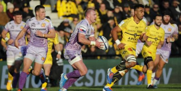 Rugby - CE - Coupe d'Europe:  Exeter avec Hogg et Gray face à Toulouse