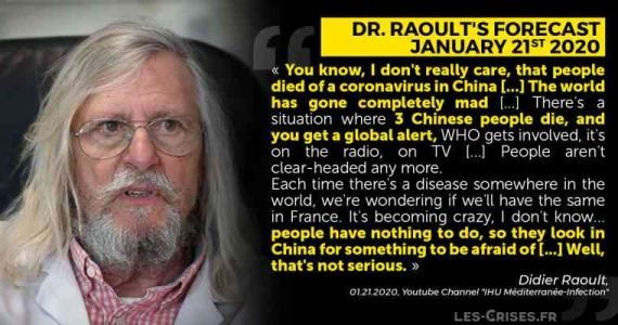 Who is French Dr. Raoult ? Anti-Establishment Rebel or Unethical Megalomaniac ?