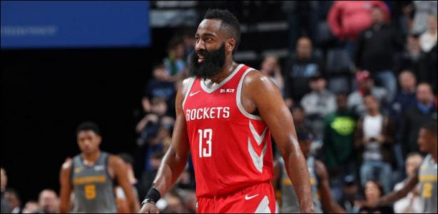 Basket - NBA - Houston a chuté malgré les 57 points de Harden