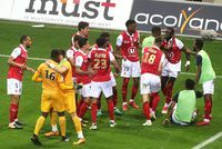 Ligue 2: Grejohn Kyei envoie Reims en Ligue 1