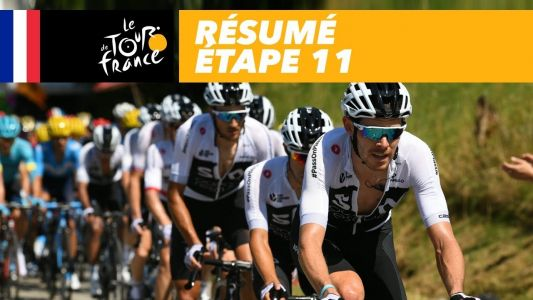 Tour de France. Froome, Dumoulin et Geraint Thomas se détachent