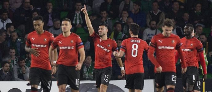 Football - Ligue Europa : Rennes, la positive attitude