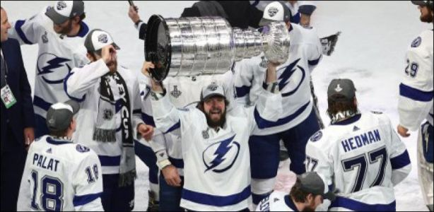 Hockey - NHL - Tampa Bay s'offre sa deuxième Coupe Stanley