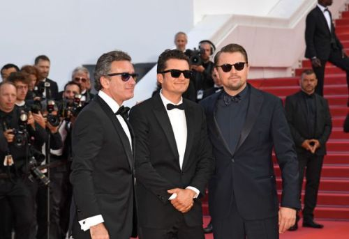 PHOTOS. Cannes 2019 : Leonardo DiCaprio, Orlando Bloom. revivez la montée des marches du 23 mai