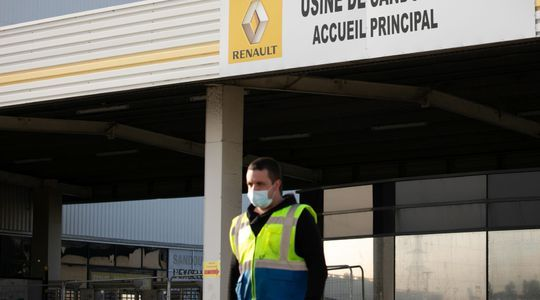 EN DIRECT. Renault annonce 4600 suppressions de postes en France