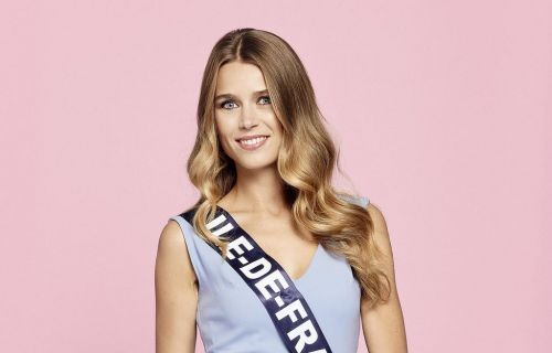 Miss France 2019:  Alice Querette:  Miss Île-de-France dans le top 12