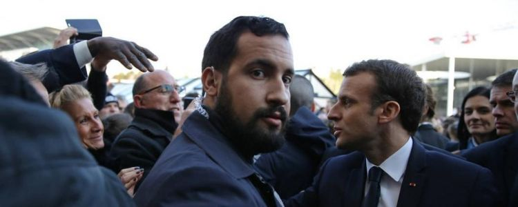 En direct: l'audition d'Alexandre Benalla au Sénat