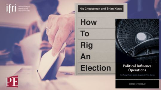 How to Rig an Election/Political Influence Operations