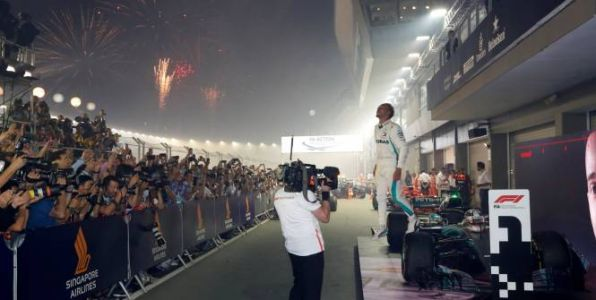 F1 - Le carnet de notes du Grand Prix de Singapour