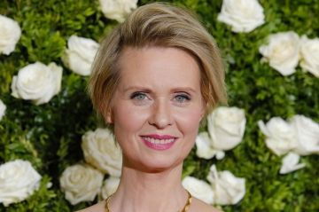 "Cynthia Nixon, de ""Sex and the City"". à la vie politique"
