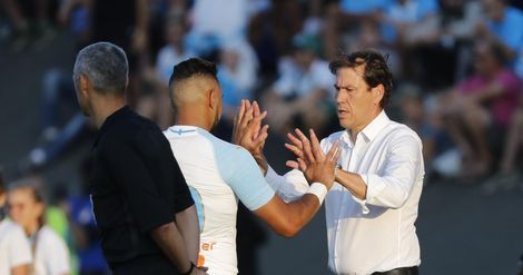 OM-Villarreal:  Payet titulaire, tout comme Germain et Njie