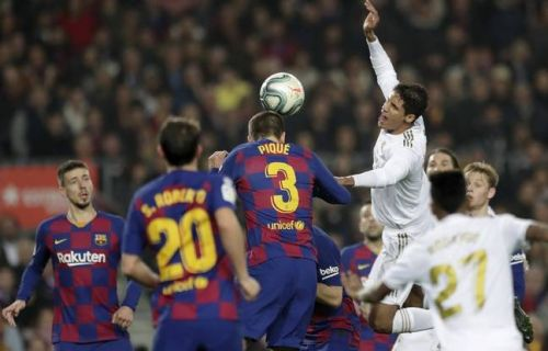 Barça - Real Madrid EN DIRECT:  Le Real et Zidane en grand danger. Suivez le clasico en live