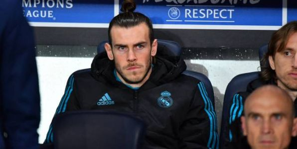 Foot - ESP - Real Madrid - Liga:  Gareth Bale forfait face au Rayo Vallecano