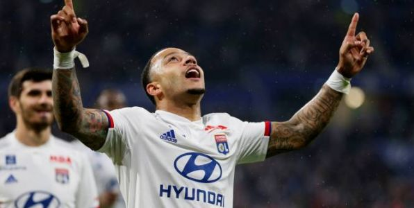 Foot - L1 - L1:  Lyon assure le podium, Saint-Etienne en Ligue Europa