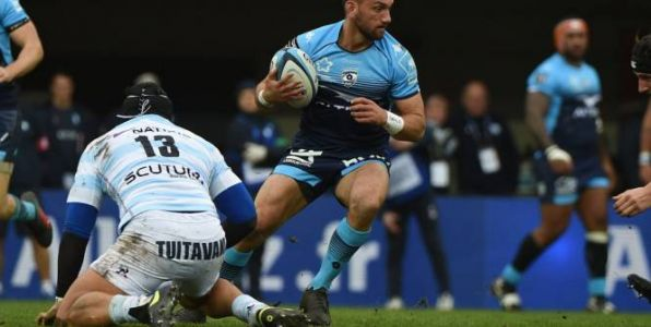 Rugby - CE - MHR - Coupe d'Europe:  Aaron Cruden titulaire avec Montpellier