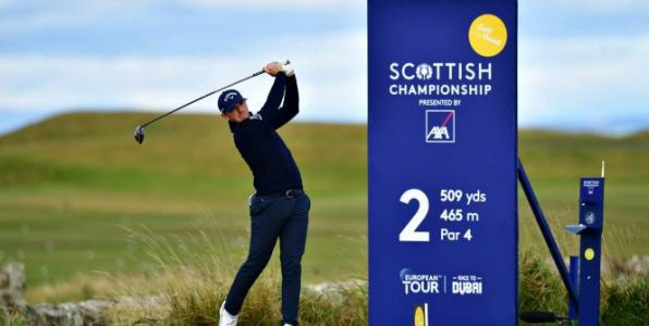 Golf - Tour Européen - Scottish Championship : Wallace s'échappe, Saddier 8e