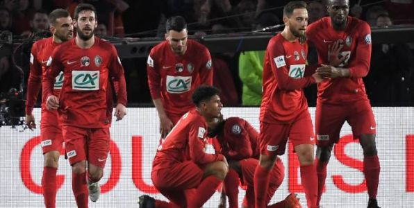 Foot - Coupe - Les Herbiers se qualifient en finale de la Coupe de France contre Chambly