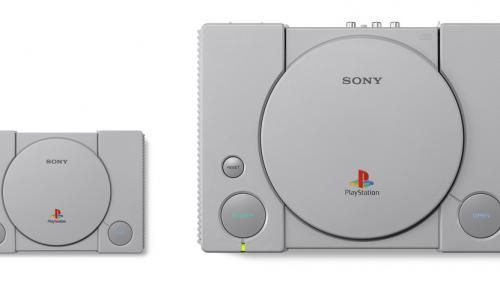 PlayStation Classic:  Sony réédite sa mythique console en version miniature