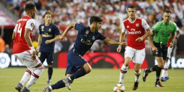 Foot - Matches amicaux - Le Real gagne mais perd Asensio