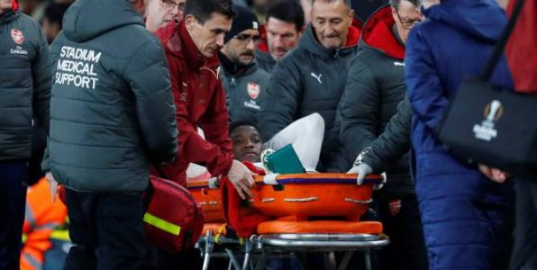 Foot - ANG - Arsenal - Danny Welbeck toujours à l'hôpital
