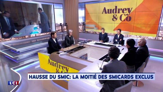 Replay - Audrey & Co du lundi 17 décembre 2018