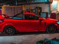 Une Honda Civic Type R transformée en pick-up