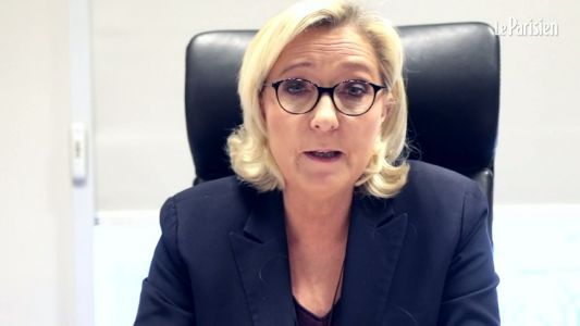 Marine Le Pen:  «Je me bats contre cette augmentation des carburants»