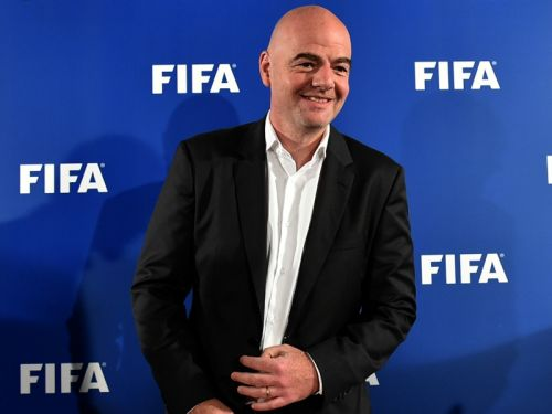 Gianni Infantino surpris par l'absence de Griezmann pour le prix FIFA The Best