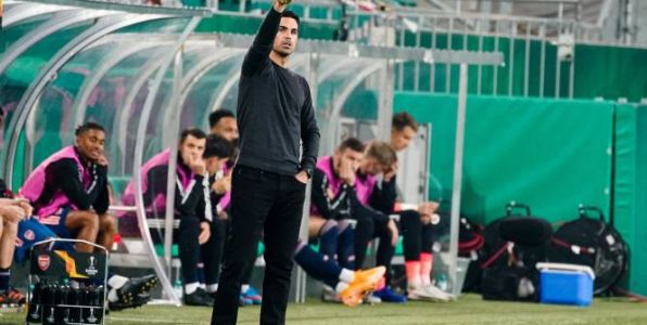Foot - C3 - Arsenal - Mikel Arteta  : « J'ai aimé la réaction en seconde période »