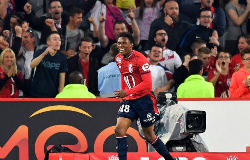 LOSC: Lebo Mothiba, un maintien à un million d'euros