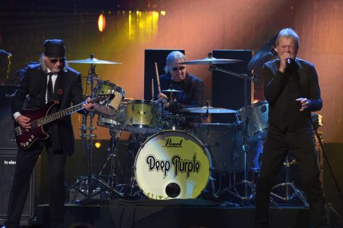 """Deep Purple:  le terrible incendie qui inspira le tube """"Smoke on the Water"""""""
